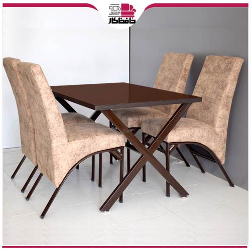 قیمت و خرید میز و صندلی ناهارخوری   حافظ کار